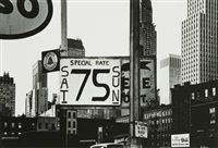 40th and 2nd avenue - new york by william klein