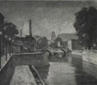 nashua canal by rosmond dekalb