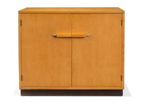cabinet by j. robert swanson, pipsan swanson saarinen and eliel saarinen
