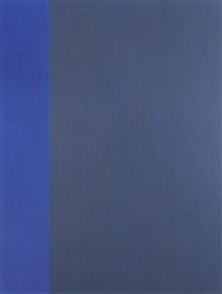 blue stripe by rhett d'costa