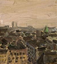 cityscape by vernon lobb