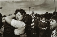 graduation, bangor by larry fink
