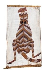 kangaroo by djawida nadjongorle