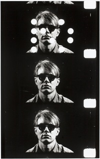 from portraits of the artist as a young man andy warhol project by gerard malanga