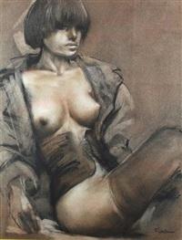 pin up au corset by bernard fideler