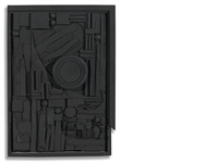 city-sunscape by louise nevelson