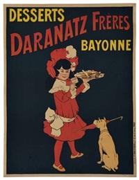 desserts daranatz freres by marcellin auzolle