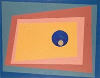 ohne titel (abstrakte komposition) by thilo maatsch