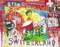 idyllique switzerland by jean-luc sollberger