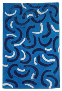 swimming pool carpet by david hockney