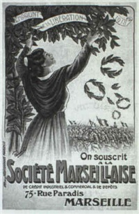 societe marseillaise by perbural