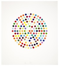 cephalothin by damien hirst