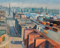 puerto de barcelona by emili bosch roger