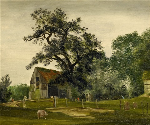 alte eichen by theodore champion