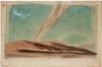 düne vii by lyonel feininger