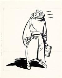 sam bronx et les robots by serge clerc