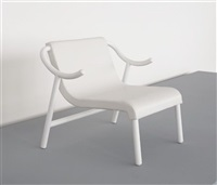 armed chair by michael young