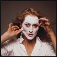 meryl streep, new york, 1981 by annie leibovitz
