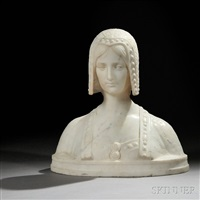bust of a renaissance woman by anonymous (19)