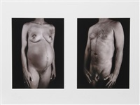 untitled from doctor's of the world by chuck close