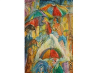 the rain people by sven berlin