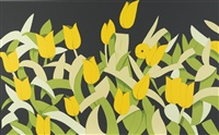 tulips by alex katz