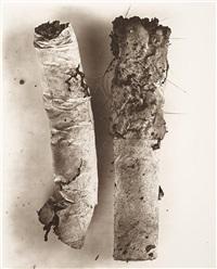 cigarette no 17, new york by irving penn