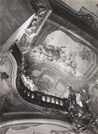cathedral of st. nicholas (pair) by jaromir funke