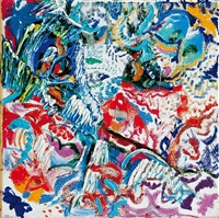 abstraktní kompozice by otto placht