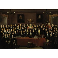 the judge and jury society in the cider cellar by archibald s. henning