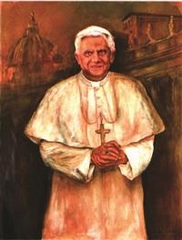 pabst benedikt xvi by monika obert-wecker