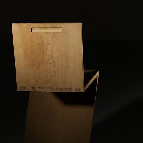 zig zag chairs set of 4 by gerrit rietveld