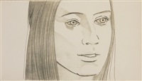 mary by alex katz