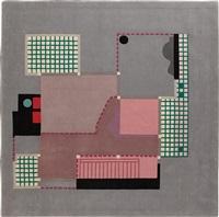 rug #1 by richard meier