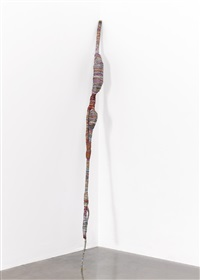 psychedelicsoulstick no. 9 by jim lambie