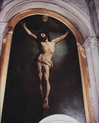 the church (san stefano ii, venice) by andres serrano