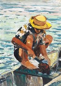 pescatore by mario berrino