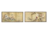byobu (2 works) by hogai kano