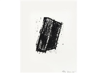 sketch 3; sketch 5 (from sketches) by richard serra