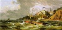 rannikolla by a. gins