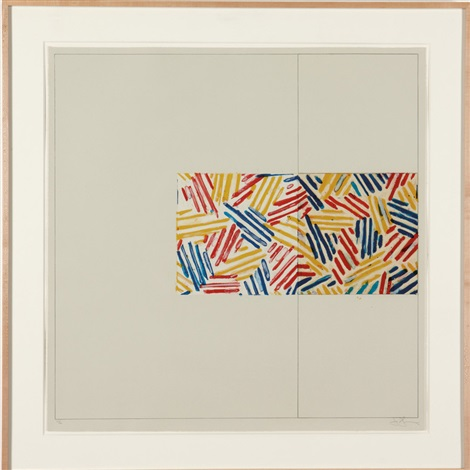 3 after untitled 1975 by jasper johns