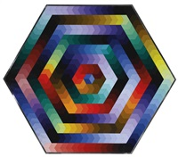 hat d by victor vasarely