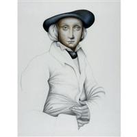 portrait by carmen aldunate
