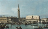 venice by bernardo bellotto