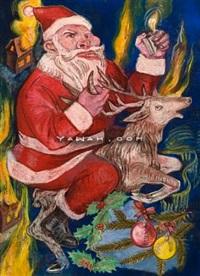 julenisse by vanessa baird