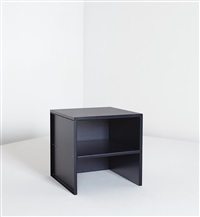 stool #43 by donald judd
