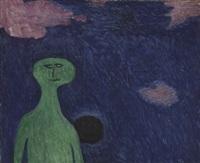 l'homme vert by jan roëde