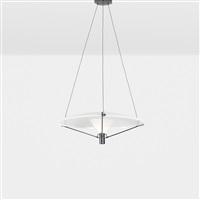 chandelier, model 2047 by gino sarfatti