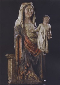 madonna with child by german school (14)
