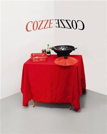 untitled cozzezzoc by rirkrit tiravanija